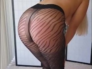 Hard belt spanking loud moaning in pain no panties - Sexy black leggings