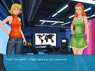Paprika Trainer [v0.4.5.0] Totally Spies Part 3 Clover By LoveSkySan69
