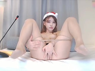 Very Pretty Korean BJ livecam show nude with super body