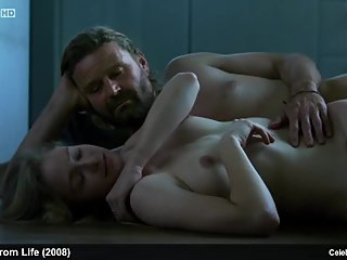 Julia Jentsch hairy pussy and hot sex video