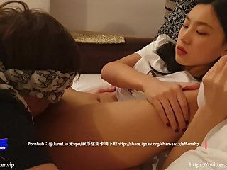 June Liu ?? / SpicyGum - Asian Teen Riding a Guy's Face and Squirt in Mouth