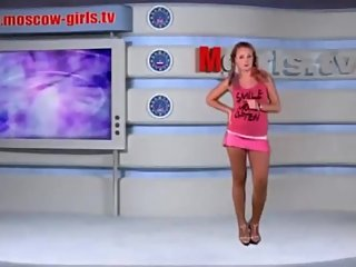 russian naked news