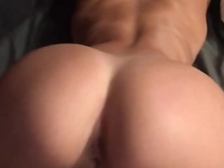 She bends over before work! (Shes a doctor)  Narly69