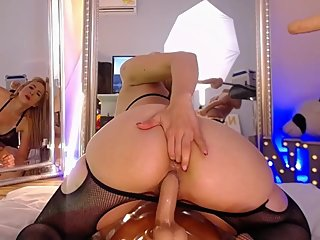 riding until it creampie my pussy big time